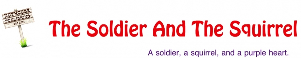 The Soldier And The Squirrel Banner