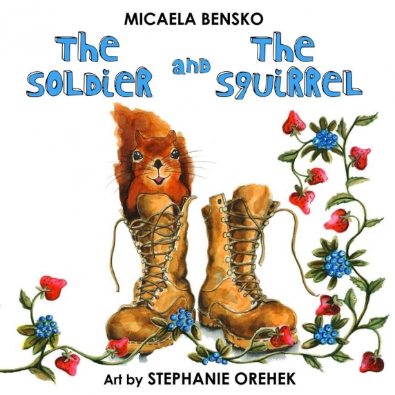 PDF The Soldier and the Squirrel